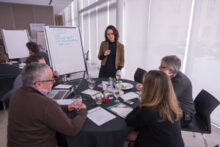 Advanced Computing Workshop Draws Research and Computing Leaders