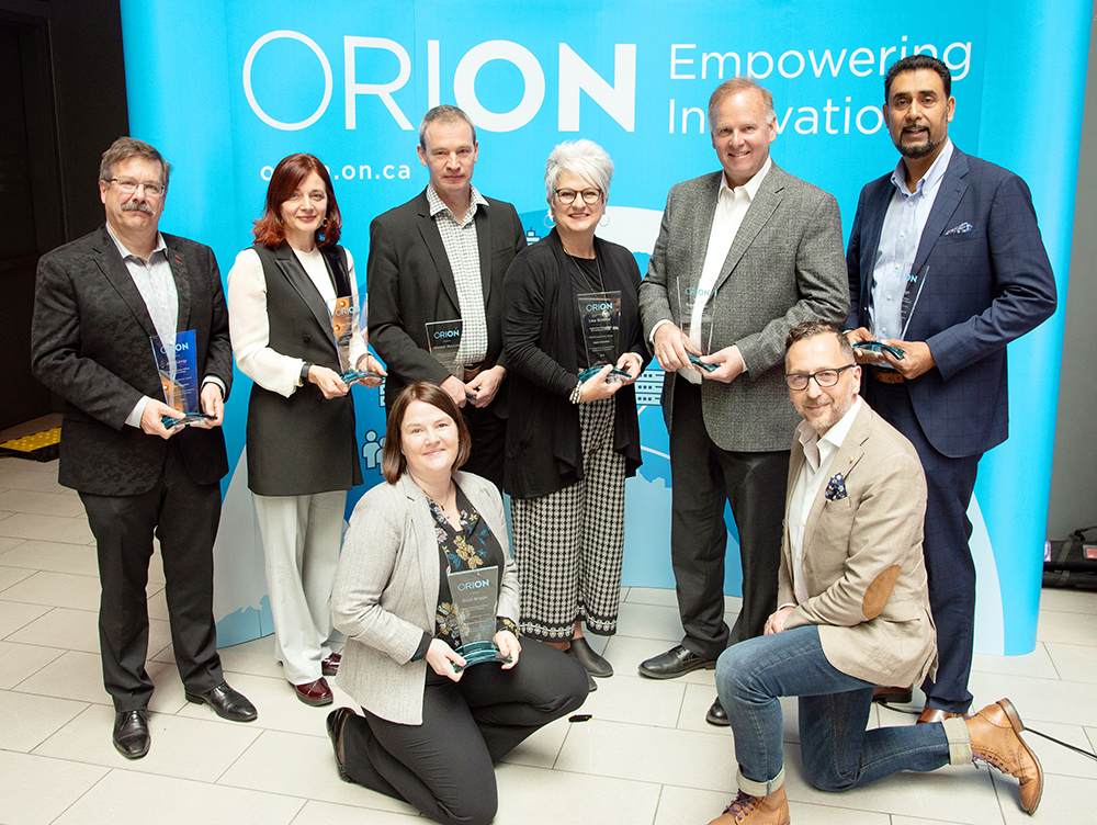 ORION Leadership Award winners 2019