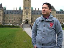 Carleton University's Eddie Vallarta