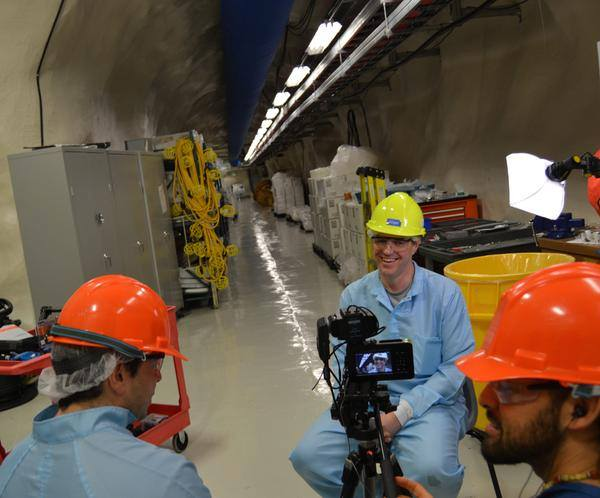Faces of Innovation: Discovering neutrino and dark matter at SNOLAB