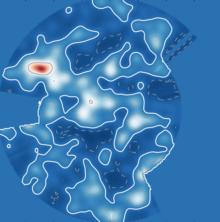 3D map universe