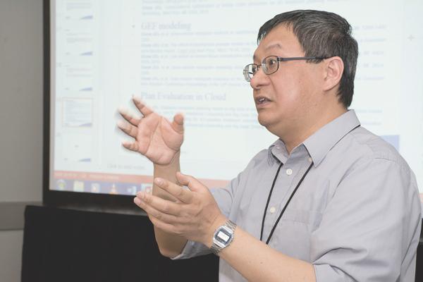 diTHINK, diComputing, CORD2016, advanced computing, James Chow