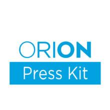 ORION press kit