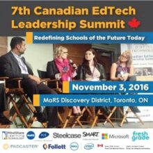 7th Annual Canadian EdTech Leadership Summit