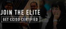 Join the Elite: Get CCISO Certified