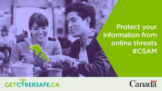 Protect your information from online threats