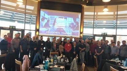 CCISO training at Niagara College
