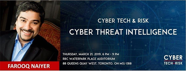 Cyber Tech & Risk – Cyber Threat Intelligence