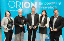 ORION 2019 Leadership Award winners, Higher Education, Shared Chief Information Security Officer founding cohort