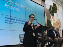 Bianca Wylie at Smart City Data Governance Lab