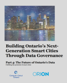 4 Smart Cities - Final Report Cover