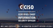 Why you should register for CCISO training with ORION