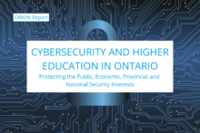 ORION Higher Education Cybersecurity Report 2020
