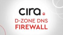 The CIRA D-ZONE DNS Firewall logo