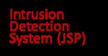 Intrusion Detection System (JSP) logo