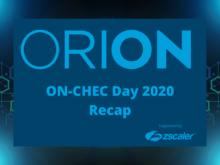 ON-CHEC Day Blog Header