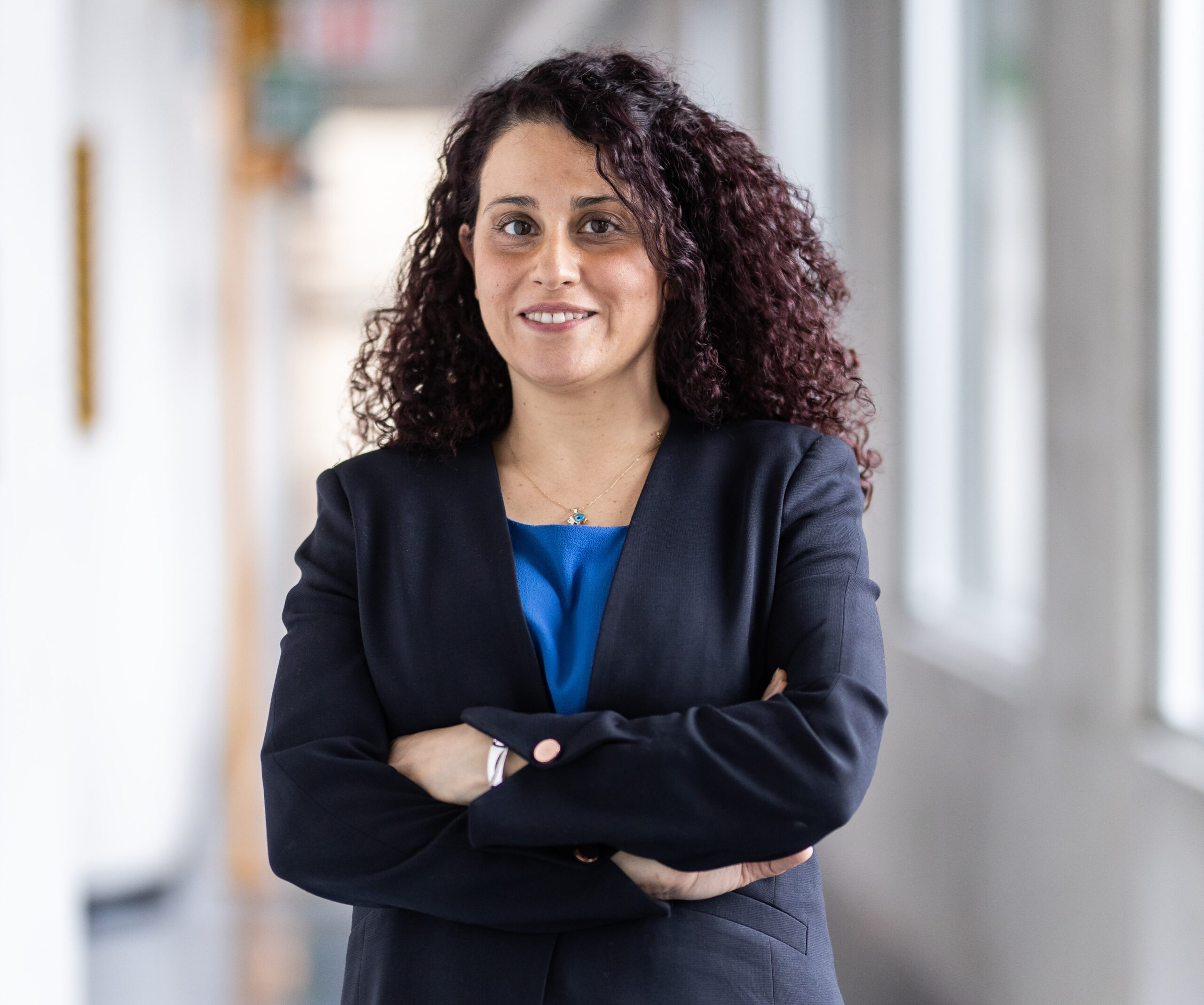 Headshot picture of Professorand Canada Research Chair in AI-enabled Next-Generation Wireless Networks,MelikeErol-Kantarci.